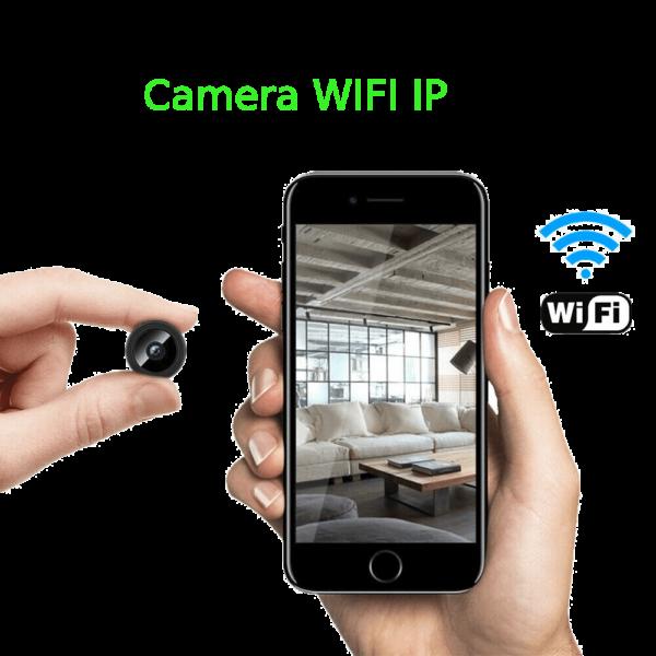 micro camera espion wifi