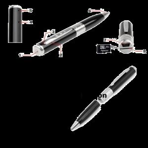 caméra espion stylo