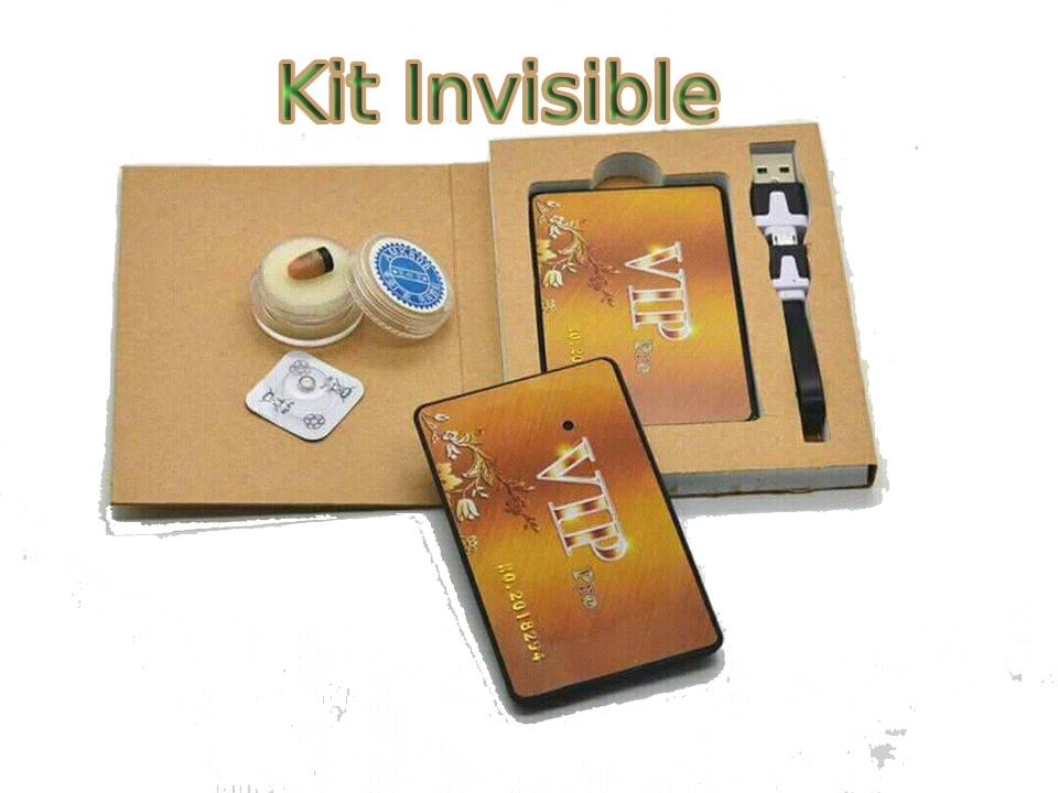 kit invisible
